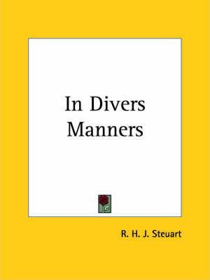 In Divers Manners