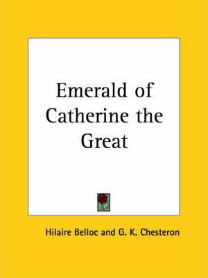 Emerald of Catherine the Great (1926)