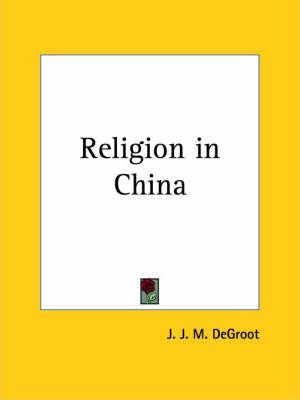 Religion in China (1912)