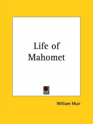 Life of Mahomet (1878)