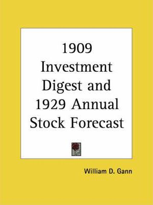 Investment Digest (1909) and Annual Stock Forecast (1929)
