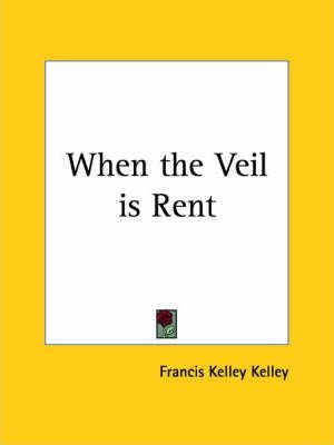 When the Veil is Rent (1929)