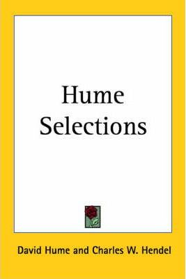 Hume Selections (1927)