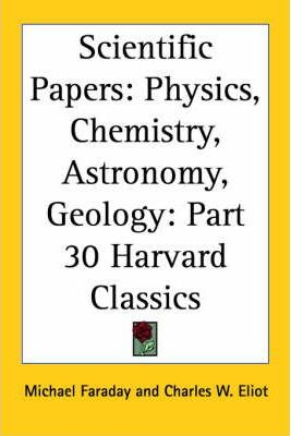 Scientific Papers: v.30