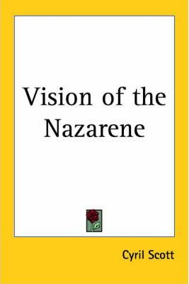 Vision of the Nazarene (1933)