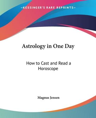 Astrology in One Day