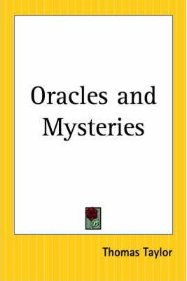 Oracles and Mysteries