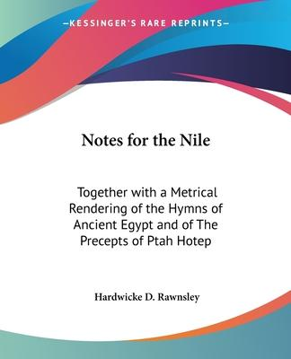 Notes for the Nile