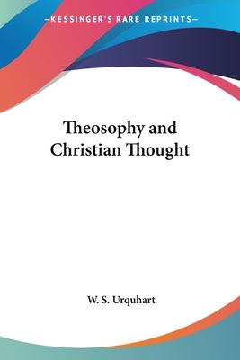 Theosophy and Christian Thought
