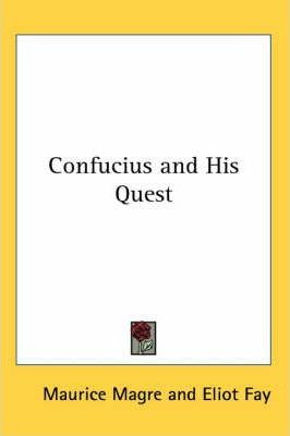 Confucius and His Quest