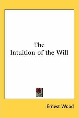 The Intuition of the Will