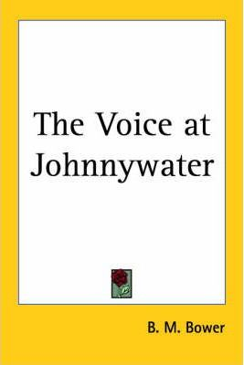 The Voice at Johnnywater