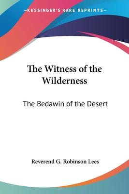 The Witness of the Wilderness