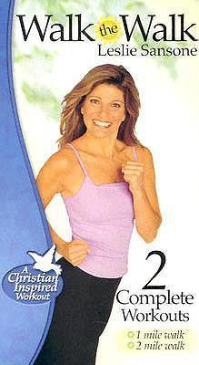 Walk the Walk: 2 Complete Workouts