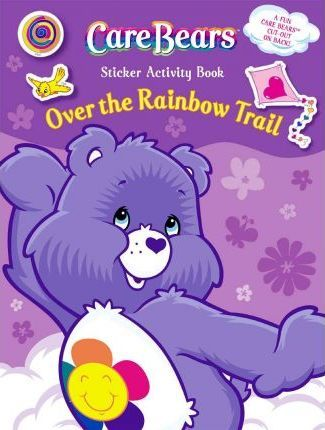 Care Bears Sticker Activity Books - Over the Rainbow