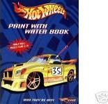 Hot Wheels Paint with Water - And They're Off!