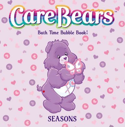 Care Bears Bath Books - Seasons