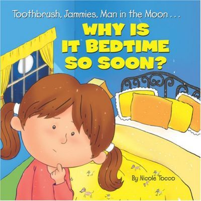 Toothbrush, Jammies, the Man on the Moon