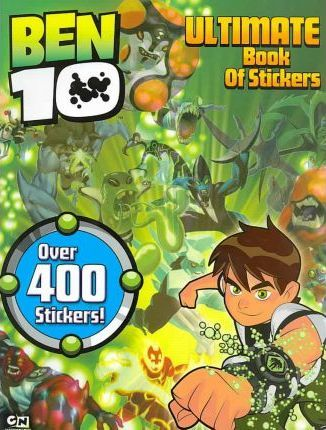 Ben 10 Ultimate Book of Stickers