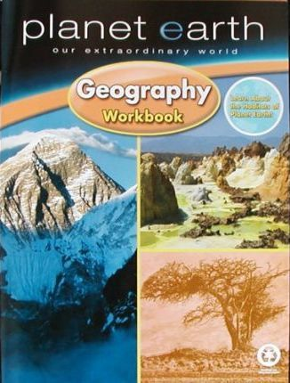 Planet Earth Geography Workbook