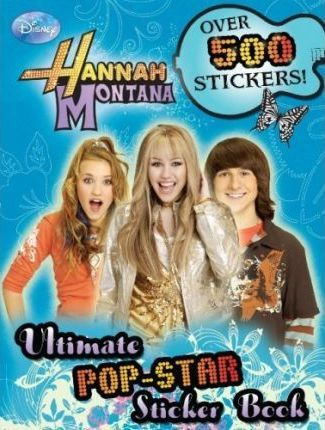 Ultimate Pop-Star Sticker Book