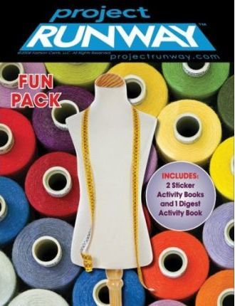 Project Runway Fun Pack