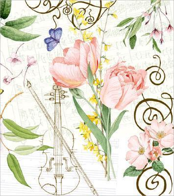 Libromount Magnetic Page Photo Album Symphony of Spring