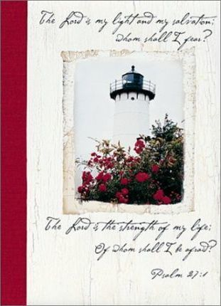 Lighthouse Deluxe Personal Journal