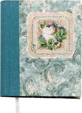 White Rose Deluxe Personal Journal