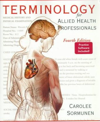 Terminology for Allied Health Professionals
