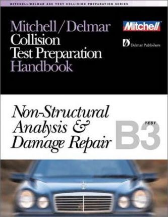 Mitchell/Delmar Collision Test Preparation Handbook