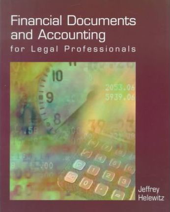 Financial Documents and Accounting for Legal Professionals