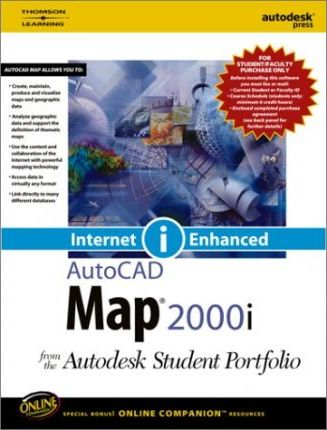 Autocad Map 2000I from the Autodesk Student Portfolio
