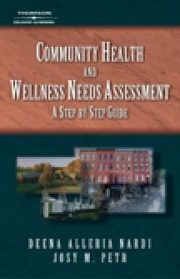 Community Health and Wellness Needs Assessment