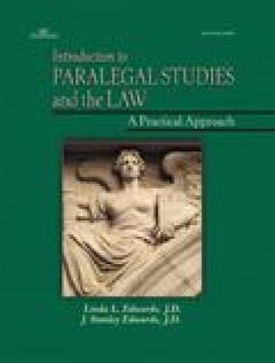 Introduction to Paralegal Studies and the Law
