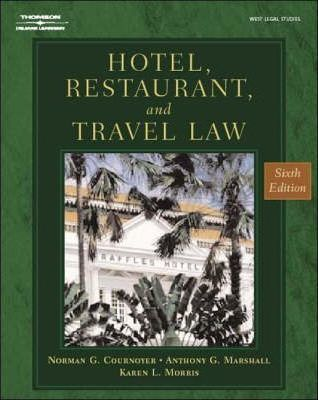 Hotel, Restaurant and Travel Law