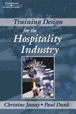 Training Design Guide for the Hospitality Industry