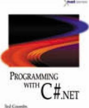 Programming with C#.NET