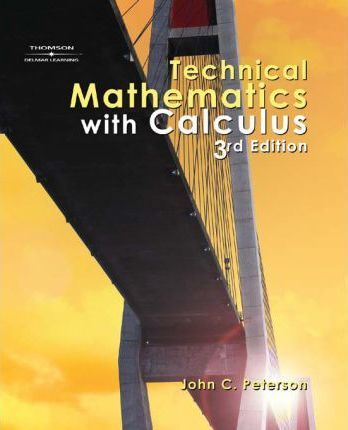 Technical Mathematics with Calculus: With Calculus