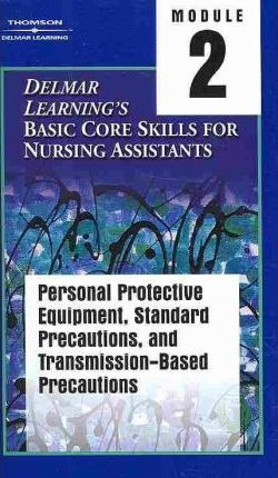 Delmar Learning's Basic Core Nursing Assistant Video: Tape 2