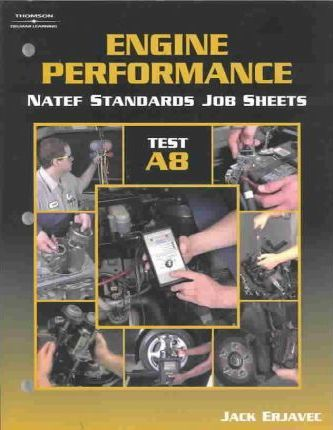 Natef Stds Job Sheets A8