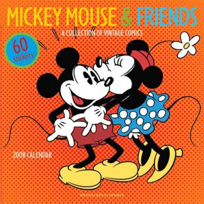 Mickey Mouse & Friends Calendar