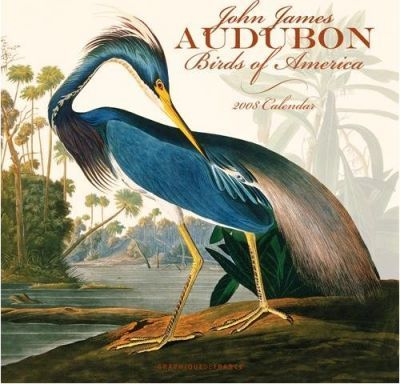 Audubon Birds of America 2008 Calendar