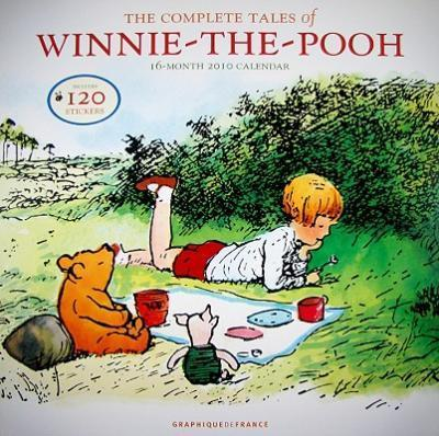 The Complete Tales of Winnie-The-Pooh Calendar