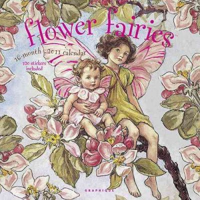 Flower Fairies 16-Month 2011 Calendar