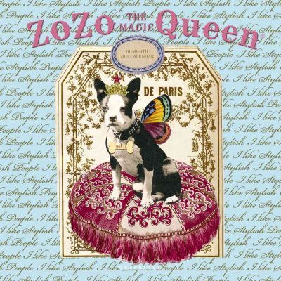 Zozo the Magic Queen 2011 Calendar