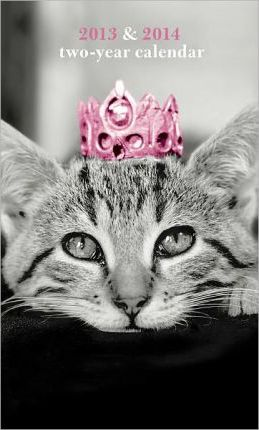 Kitty Glitz 2013 Pocket Calendar