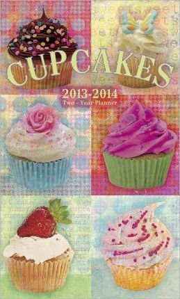 Cupcakes 2013 & 2014 Two-Year Calendar