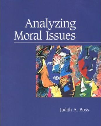 Analysing Moral Issues