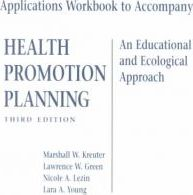 Health Promotion Planning: Workbook